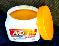 A+D Ointment cures my runner's inner thigh chafing overnight