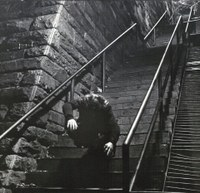"""Added """"take the stairs"""" to my resolutions"""