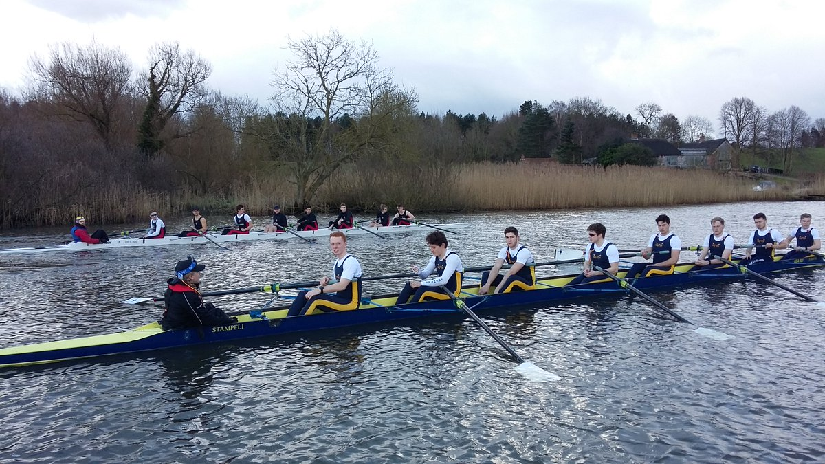 Advice for college rowing from British university rowers