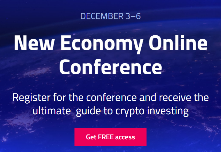Attend my Online Cryptocurrency, Blockchain, ICO, and Bitcoin Conference for Free