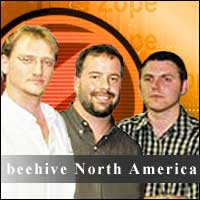 beehive North America launched