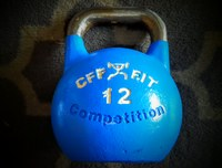 In the groove with 501 kettlebell swings