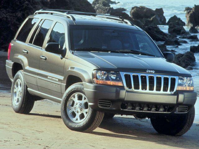 Jeep Grand Cherokee Laredo 1999