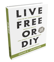 LIVE FREE OR DIY book review