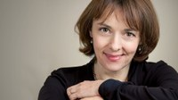 Lucy Kellaway is an Examplar Bicycle Commuter