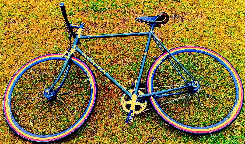 Mein Fahrrad Was Stolen Last Night