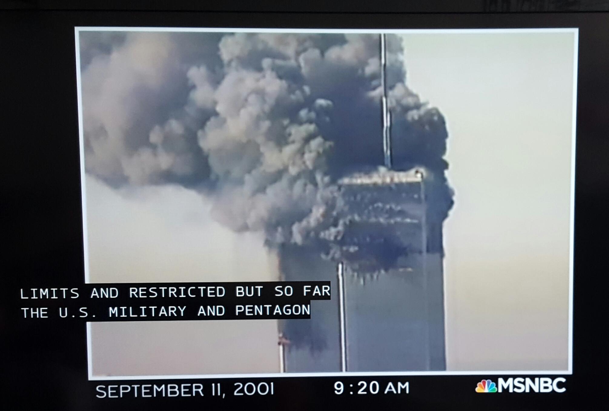 Memories of 911, 15 years on