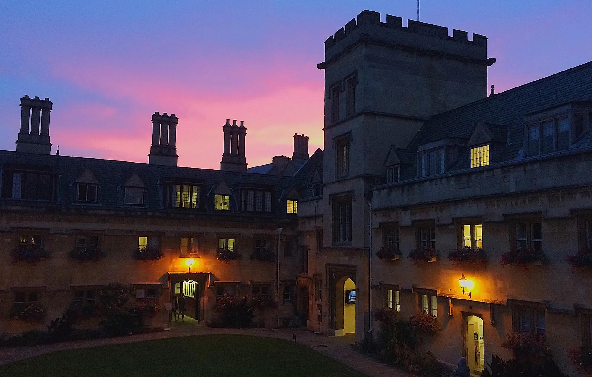 Memories of Renaissance at Oxford