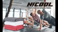 My best gym and workout towels are from NIcool Sports