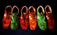 My favorite running shoe is still Saucony Jazz