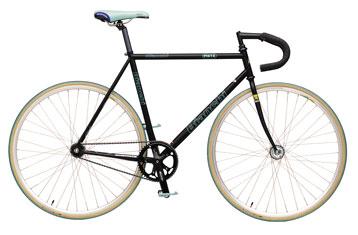 My new Bianchi Pista single speed fixie