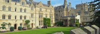 Oxford University, Pembroke College, and a Student Cell