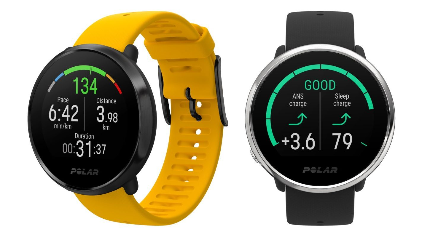 Polar is back, baby, with the Ignite GPS