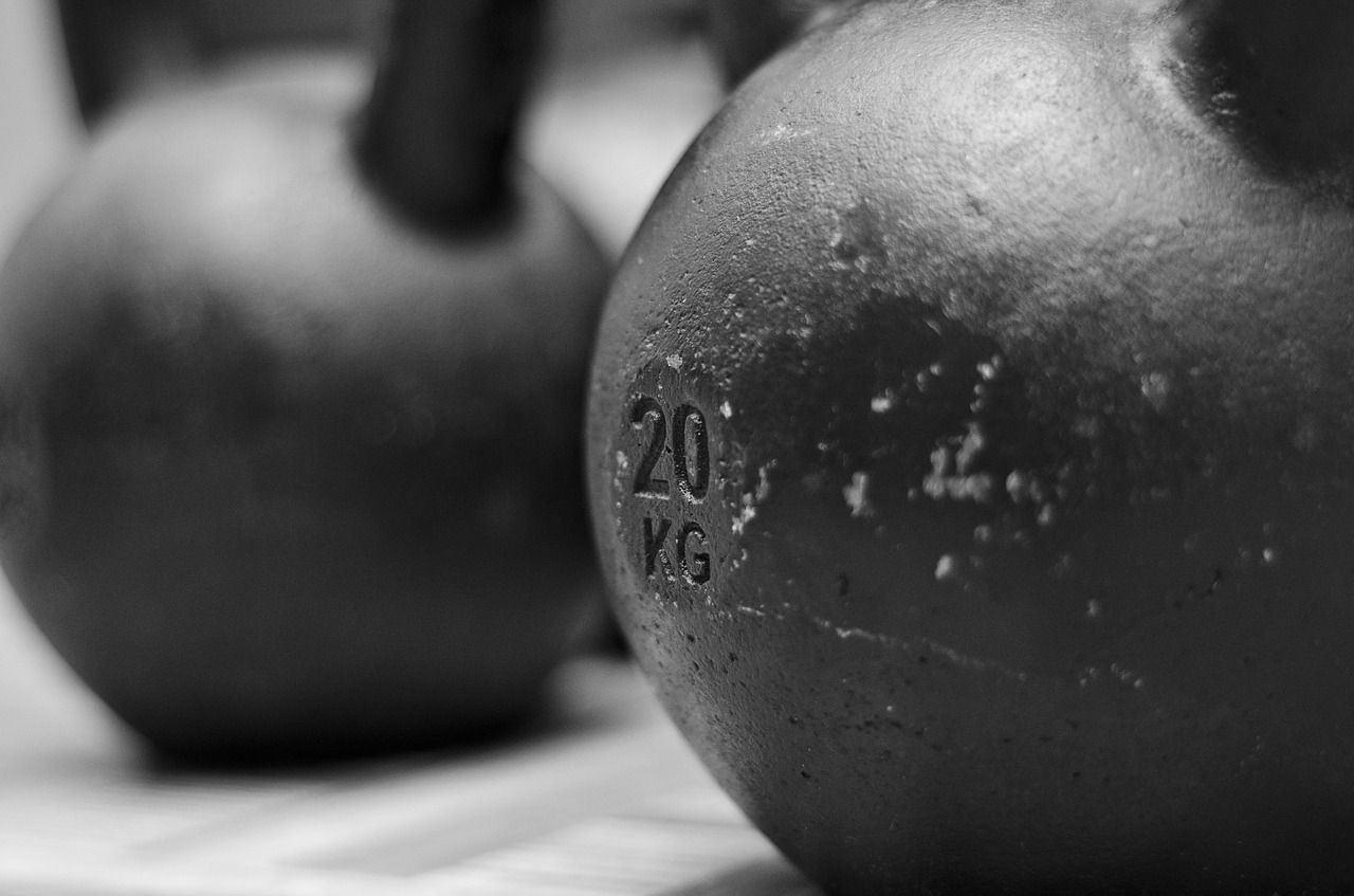 Returning to 90-second kettlebell swings every 60-minutes