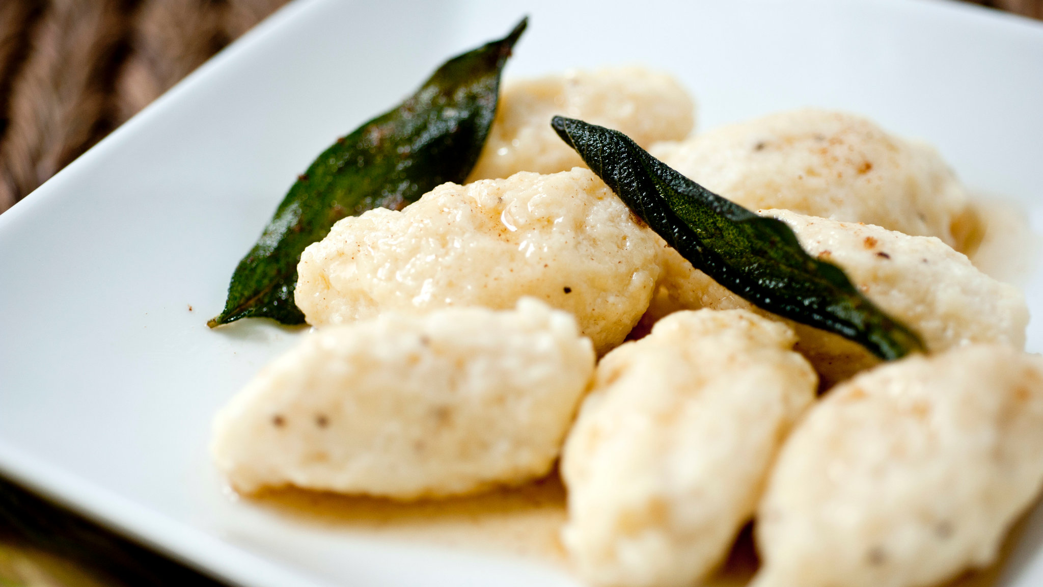 Ricotta gnudi from scratch recipe