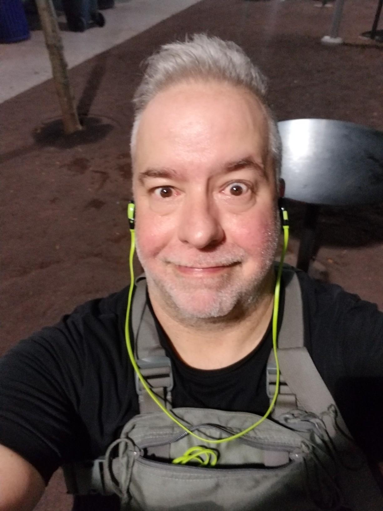 Running: Sat, 28 Jul 2018 21:32:39: Third run of the rest of my life!