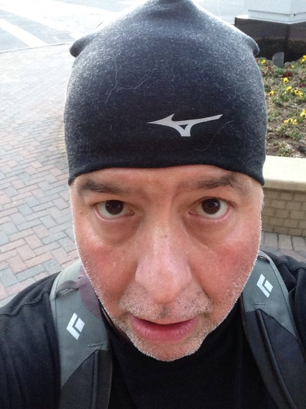 Running: Tue, 24 Mar 2015 18:44:53: Sort of fast and good -- for me.