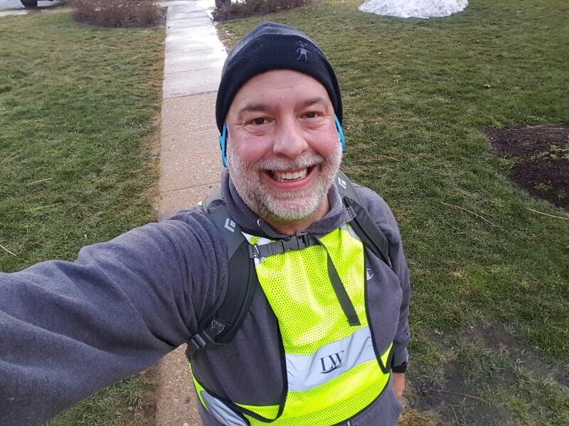 Running: Tue, 9 Feb 2016 13:43:48: Nice run