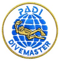 SCUBA PADI Divemaster