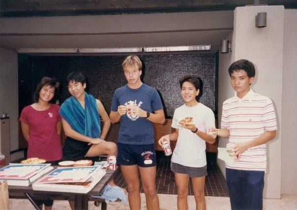 Sharing notes from growing up haole in Hawaii in the 80s