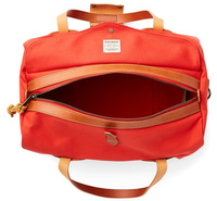 The Mackinaw Red Filson Small Duffle