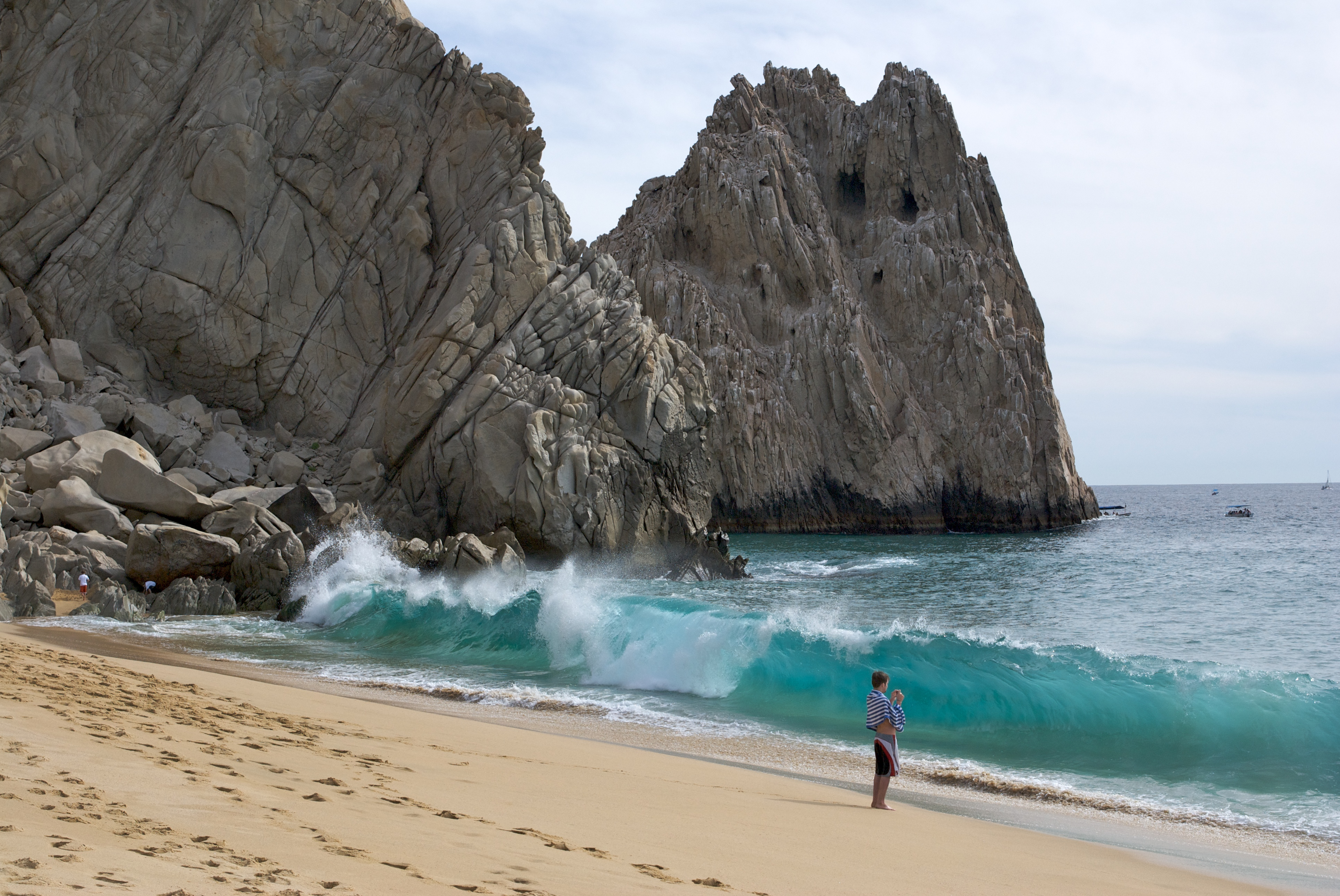 Travelling to Cabo San Lucas