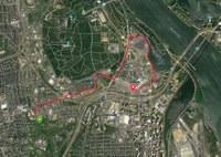Walking: Sat, 15 Jun 2019 21:17:59: cut it a mile short