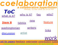 What is Coelaboration?