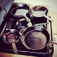 Why you need carbon steel pans