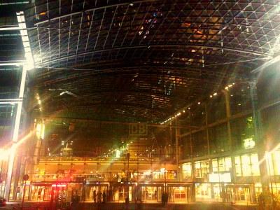 My Neighbor Berlin Hauptbahnhof