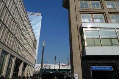 Alexanderplatz is a Gorgeous Space