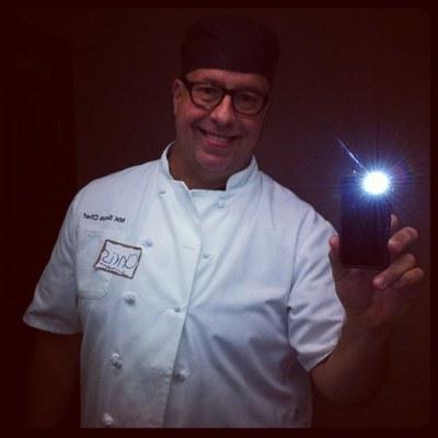 Chris Abraham as Miriam's Kitchen Sous Chef