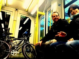 Traveling by U-Bahn