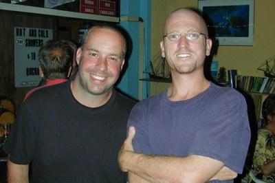 Mark & Chris in Zihuat, MX