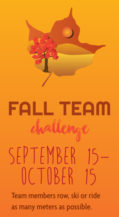 2018 Concept2 Fall Team Challenge