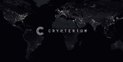 Crypterium Header Logo
