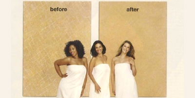 Dove controversial before and after ad campaign
