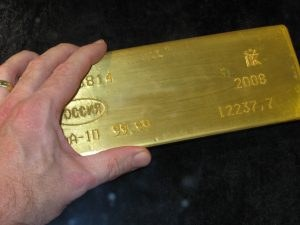 400 troy ounces $515,778.38-per-London Good Delivery Bar
