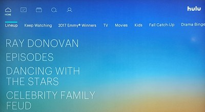 Hulu's new app interface on Roku gone wrong and how to fix it