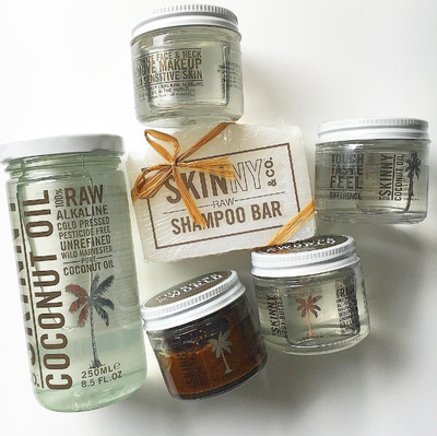 Skinny Coconut Oil Blogger Review Products