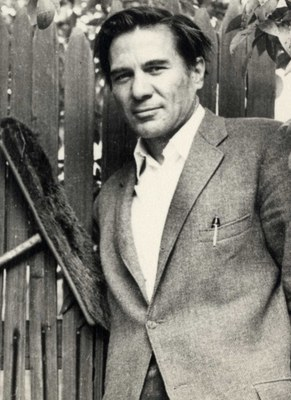 A young Galway Kinnell