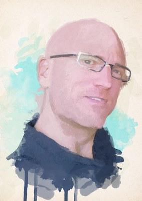 Mark Harrison Official AH Global Portrait