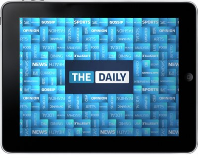 The Daily iPad News from News Corporation Case Study
