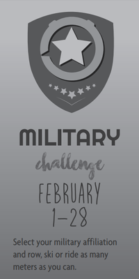 2018 Concept2 Military Challenge