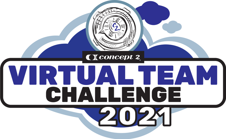 The 2021 Concept2 Virtual Team Challenge (VTC)
