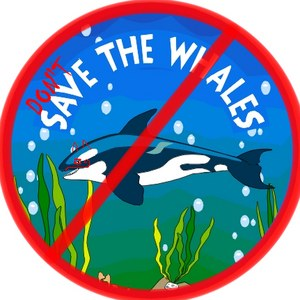 Don't Save the Whale