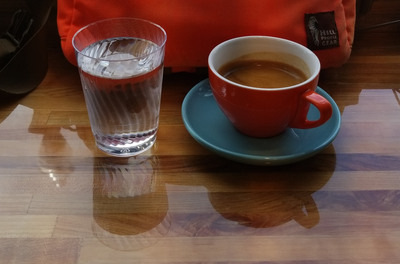 Espresso from Idido Coffee and Social House