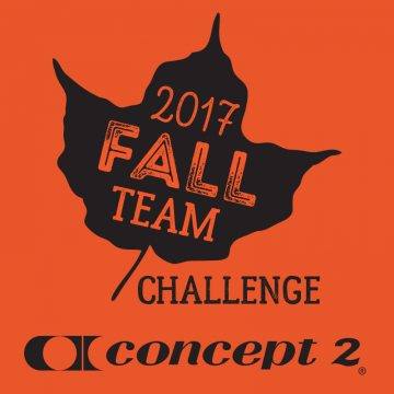 Concept2 2017 Fall Team Challenge