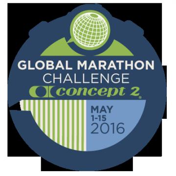 2016 Global Marathon Challenge