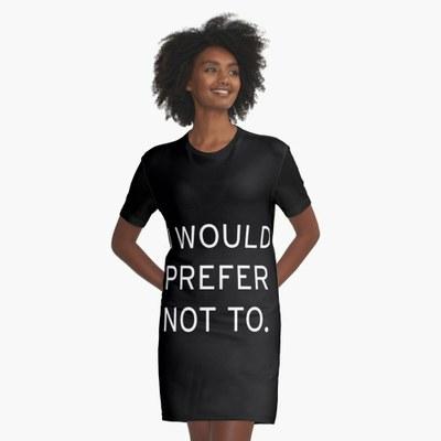 I prefer not to